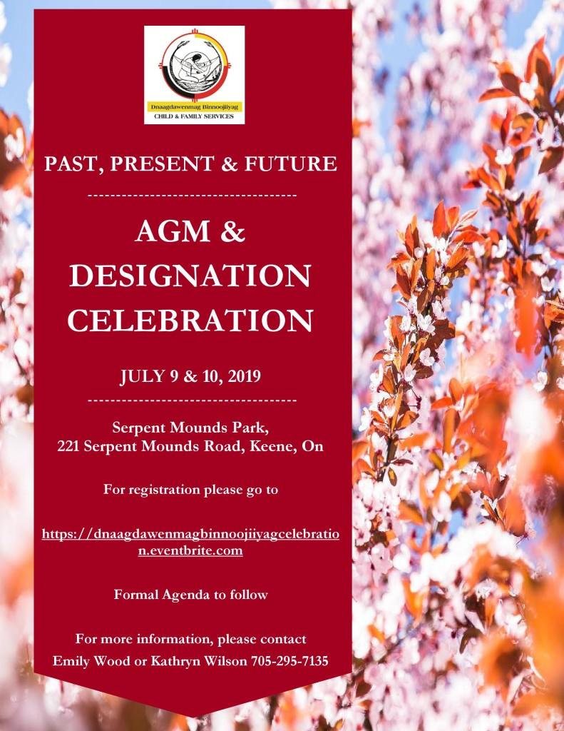 AGM & Designation Celebrations