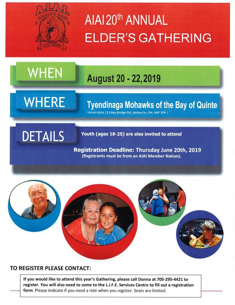 Elder's Gathering