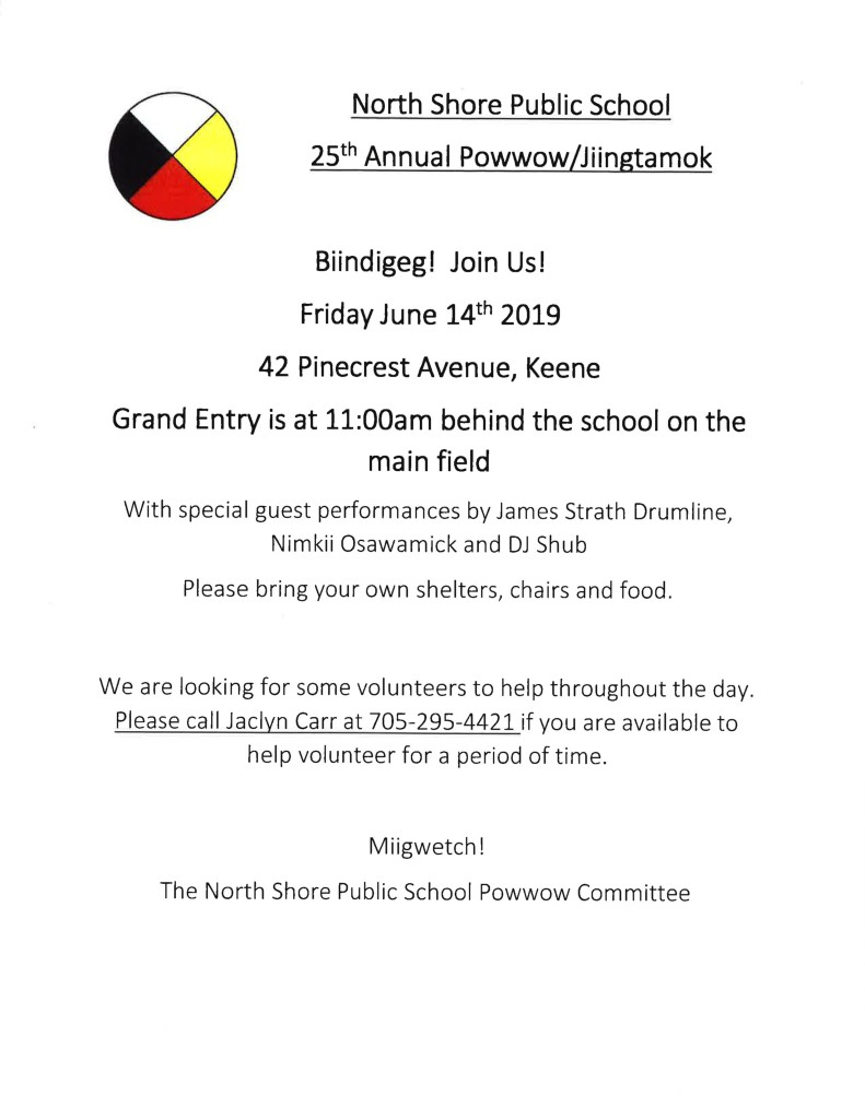 North Shore Pow Wow (6-14-19)