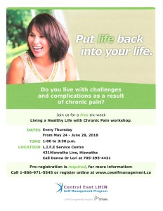 Chronic Pain Workshop